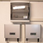 Impianto di controllo dei pannelli fotovoltaici. Due Emme Mariani