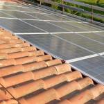 Pannelli fotovoltaici integrati nel tetto. Due Emme Mariani